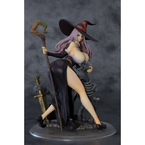 Dragon's Crown Sorceress Darkness Crow ver. [OrchidSeed]