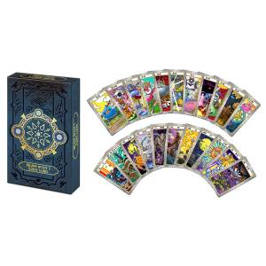 Dragon Quest X Tarot Cards [Goods]