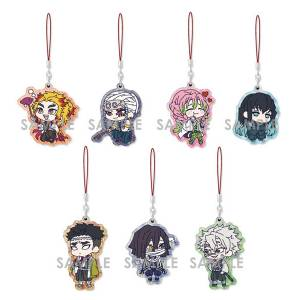 Demon Slayer / Kimetsu no Yaiba Pearl Acrylic Collection Vol.2 7 Pack BOX [Goods]