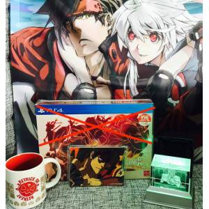 Guilty Gear Xrd Revelator - Famitsu DX Pack 3D Crystal Set [Bonus only / Game not included]