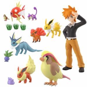 Pokemon Scale World Kanto 2 Set [Bandai]