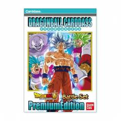 Dragon Ball Carddass Premium Edition Dragon Ball Super Battle Set [Trading Cards]