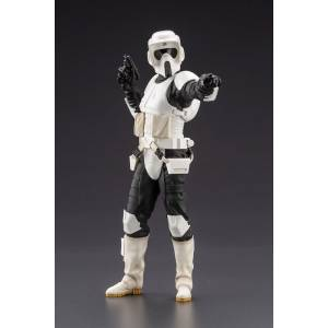 ARTFX+ Scout Trooper - Star Wars: Episode VI Return of the Jedi [Kotobukiya]