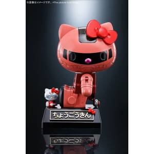 "Chogokin Char's Custom Zaku II Hello Kitty ""Mobile Suit Gundam"" ""Hello Kitty"" [Bandai]"