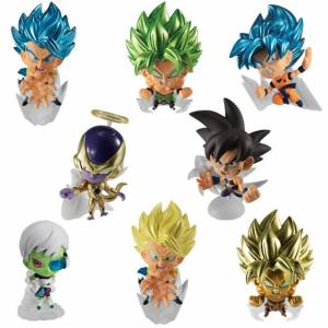 Dragon Ball Chou Senshi Figure 3 12 Pack BOX [Bandai]
