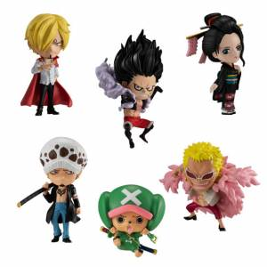 ONE PIECE ADVERGE MOTION 3 Set [Bandai]