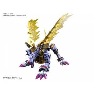 Figure-rise Standard Metal Garurumon AMPLIFIED - Digimon Adventure Plastic Model [Bandai]