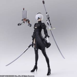 BRING ARTS YoRHa No.2 Type B Version 2.0 (2B) NieR:Automata Reissue [Square Enix]
