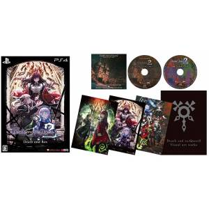 Death end re Quest 2 Death end BOX [PS4]