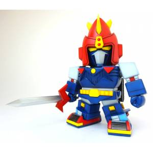 Metalboy Voltes V Unpainted Assembly Kit [Metal Box]