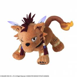 Action Doll Red XIII (Nanaki) Final Fantasy VII [Goods]