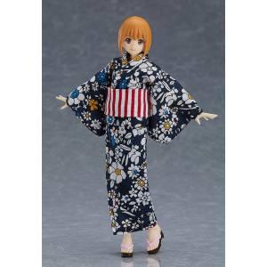 Figma Styles Female Body (Emily) with Yukata Outfit [Figma 473]