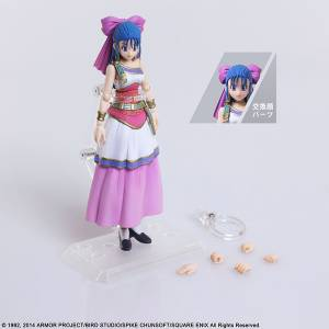 BRING ARTS Dragon Quest V: Tenkuu no Hanayome Nera Briscoletti Limited Edition [Square Enix]