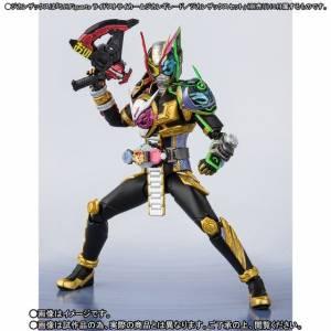 SH Figuarts Kamen Rider Zi-Otrinity Limited Edition [Bandai]
