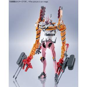 Robot Spirits -SIDE EVA- Evangelion Unit-08 Beta Improvised Combat Configuration [Bandai]
