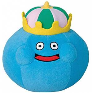 Plush Smile Slime King Slime S Size Dragon Quest [Goods]