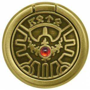 Dragon Quest Smartphone Ring Mark of Erdrick [Goods]