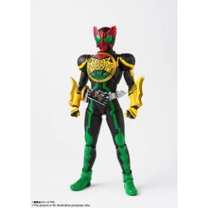 SH Figuarts Kamen Rider OOO TaToBa Combo Reissue [Bandai]