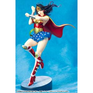 DC COMICS Bishoujo Armored Wonder Woman 2nd Edition [Kotobukiya]