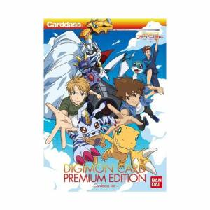 Carddass Digimon Card Premium -Carddass Ver.- [Trading Cards]