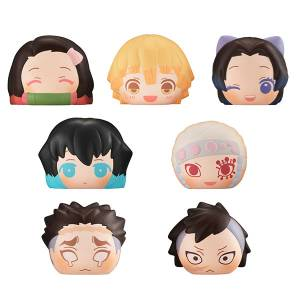 FukaFuka Squeeze Bread Kimetsu no Yaiba / Demon Slayer Vol.3 8 Pack Box [Megahouse]