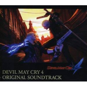 Devil May Cry 4 Original Soundtrack [OST/ Goods]