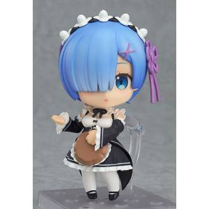 Nendoroid Rem Re:ZERO -Starting Life in Another World- Reissue [Nendoroid 663]