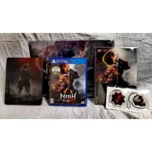 Nioh 2- Gamecity Limited Set (Multi Language) [PS4]