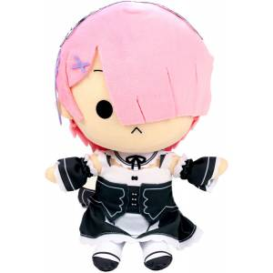 Plush Re:ZERO -Starting Life in Another World- Ram [Goods]