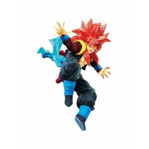 Super Dragon Ball Heroes 9th ANNIVERSARY FIGURE - Super Saiyan 4 Gogeta: Xeno [Banpresto] [Used]