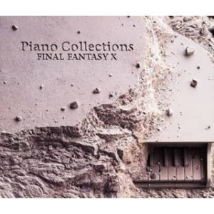 Final Fantasy X - Piano Collections [occasion]