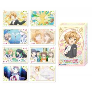 Cardcaptor Sakura: Clear Card Playing Cards [Goods]