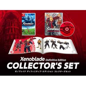 Xenoblade Definitive Edition Collector's Set (Multi-Language) (Bonus Only) [Switch]