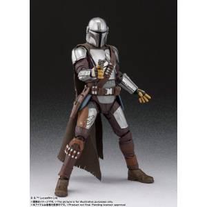 SH Figuarts The Mandalorian Beskar Armor [Bandai]