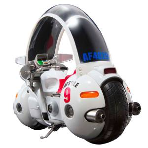 SH Figuarts Bulma's Motorbike -Hoipoi Capsule No.9- Dragon Ball [Bandai]