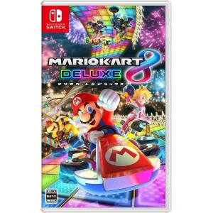 Mario Kart 8 Deluxe [Switch - Used]
