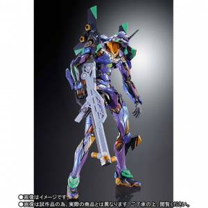 Metal Build EVA-01 Test Type (Evangelion 2020) Limited Edition [Bandai]