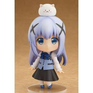 Nendoroid Chino Is the Order a Rabbit?? Reissue [Nendoroid 558]