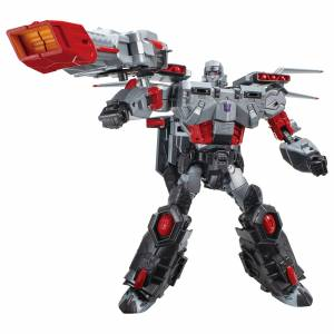 Transformers GENERATION SELECTS Super Megatron Limited Edition [Takara Tomy]