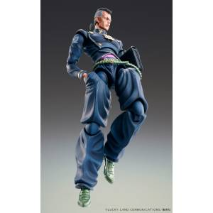 Super Action Statue Okuyasu Nijimura JoJo's Bizarre Adventure [Medicos Entertainment]
