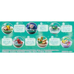 Pokemon Terrarium Collection 8 6 Pack BOX [Goods]
