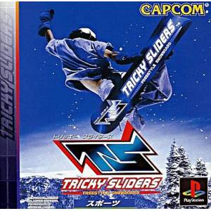 Tricky Sliders / Trick'n Snowboarder [PS1 - occasion BE]