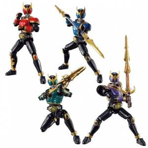 SO-DO CHRONICLE Kamen Rider Kuuga -Golden Power- Limited Set [Bandai]