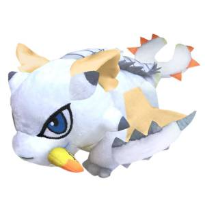 Monster Hunter Deformed Plush Barioth [Goods]