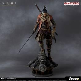 SEKIRO: SHADOWS DIE TWICE Statue [Gecco]