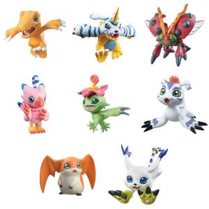 Digimon Adventure DigiColle! MIX 8 Pack BOX [Megahouse]