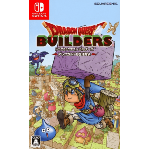 Dragon Quest Builders - Alefgard o Fukkatsu Seyo [Switch - Occasion]