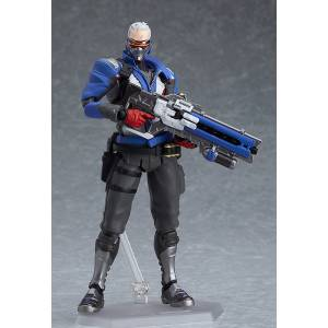 Figma Soldier: 76 Overwatch Limited Edition [Figma 475]