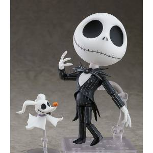 Nendoroid Jack Skellington The Nightmare Before Christmas Reissue [Nendoroid 1011]