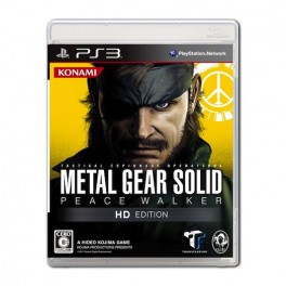 Metal Gear Solid Peace Walker HD Edition [PS3 - Used Good Condition]